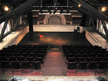Adams House - Westmorly Court Pool Theater