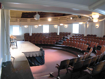 Agassiz House Theater