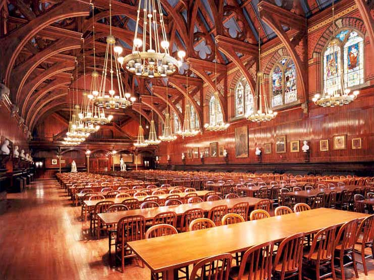 Memorial Hall Annenberg