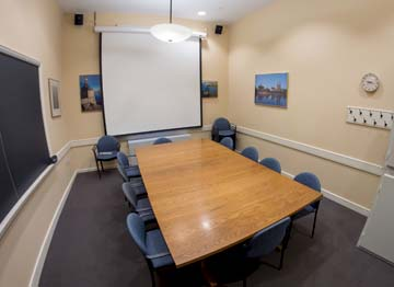 Barker Center 373 - Slavic Seminar Room