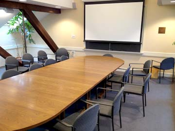 Barker Center 403 - Finnegan Room