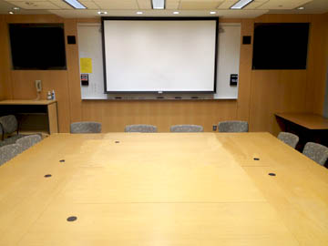 Bauer Life Sciences Building (Bauer Lab) 001 - Seminar Room