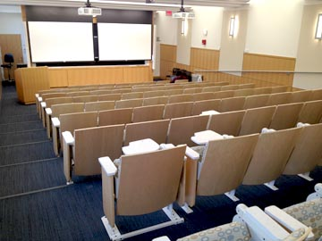 Biological Lab 1080 - Lecture Hall