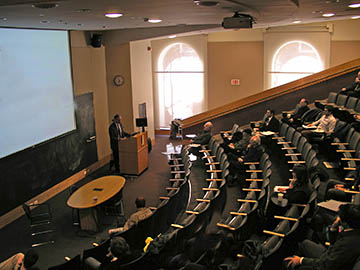 Boylston Hall 110-Fong Auditorium