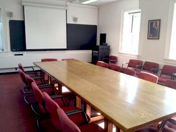 Emerson Hall 310 - Tanner Room