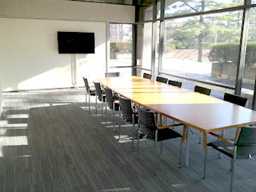 Hilles  105A - Community Conference Room