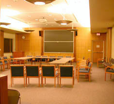 Lamont Library 335 - Forum