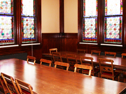 Memorial Hall 202 - Yee Room