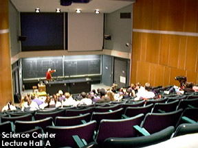 Science Center Hall A